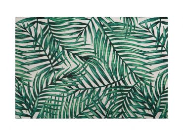 Table Accents Foliage Placemat 45x30cm Fern