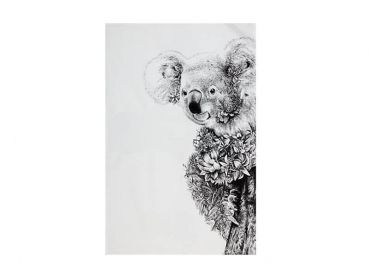 Marini Ferlazzo Tea Towel 50x70cm Koala On Gum