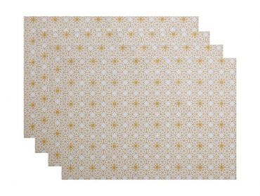 Starry Night Placemat 33x48cm Set of 4