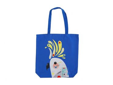 Pete Cromer Tote Bag 41x42cm Cockatoo