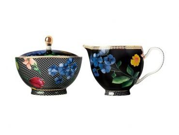 Teas & C's Contessa Sugar & Creamer Set