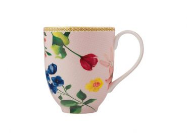 Teas & C's Contessa Coupe Mug 440ML Rose