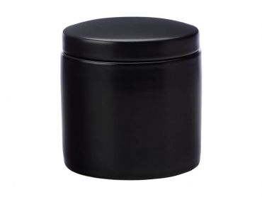 Epicurious Canister 600ML Black Gift Boxed