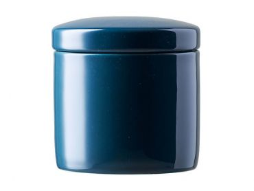 Epicurious Canister 600ML Teal Gift Boxed