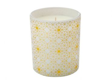Starry Night Scented Candle 240gm Vanilla & Salted Caramel