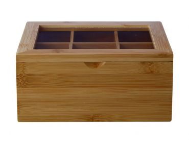 Bamboozled Tea Box 21x16x10cm