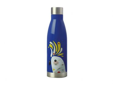 Pete Cromer Double Wall Insulated Bottle 500ML Cockatoo