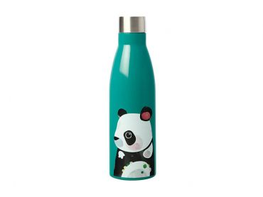 Pete Cromer Wildlife Double Wall Insulated Bottle 500ML Panda