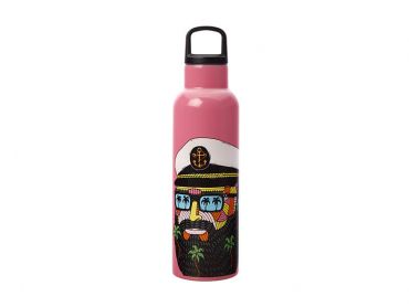 Mulga the Artist Double Wall Insulated Bottle 600ML Captain