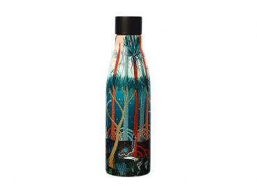 Melanie Hava Jugaig-Bana-Wabu Double Wall Insulated Bottle 500ML Cassowaries