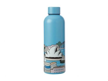 Megan McKean Cities Double Wall Insulated Bottle 500ML Sydney