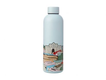 Megan McKean Cities Double Wall Insulated Bottle 500ML Rome