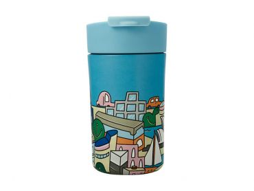 Megan McKean Cities Double Wall Insulated Cup 350ML Sydney