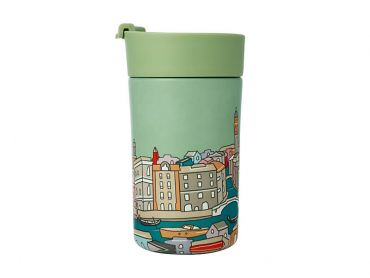 Megan McKean Cities Double Wall Insulated Cup 350ML Venice