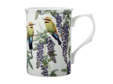 Royal Botanic Gardens Victoria Garden Friends Mug 300ML Rainbow Bee-eater Gift Boxed