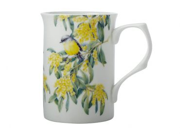 Royal Botanic Gardens Victoria Garden Friends Mug 300ML Robin Gift Boxed