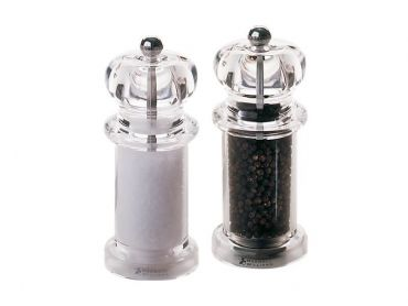 Classic Salt & Pepper Mill Set 14cm