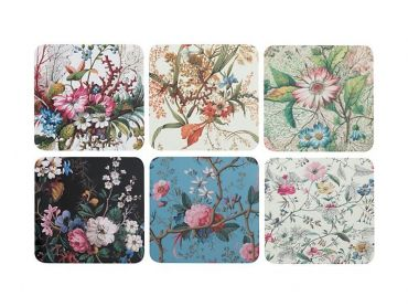 William Kilburn Coaster Blossom 10.5cm Set of 6