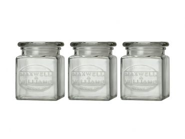 Olde English Storage Jars Set Of 3