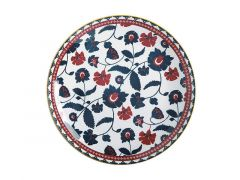 Rhapsody Dinner Plate 27cm Red