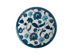 Rhapsody Side Plate 20cm Blue