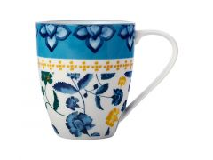 Rhapsody Coupe Mug 350ML Blue