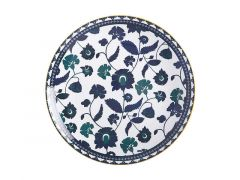 Rhapsody Dinner Plate 27cm Green