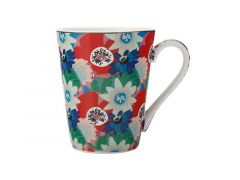 Teas & C's Glastonbury Mug 360ML Passion vine Blue