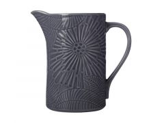Panama Pitcher 1.4L Grey Gift Boxed