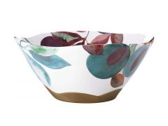 Samba Round Serving Bowl 25cm