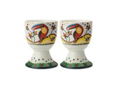 Smile Style Egg Cup Set of 2 Tango