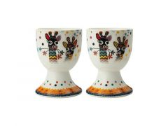 Smile Style Egg Cup Set of 2 Zarafa