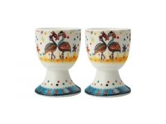 Smile Style Egg Cup Set of 2 Flamboyant
