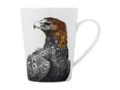 Marini Ferlazzo Birds Mug 450ML Tall Wedge-tailed Eagle