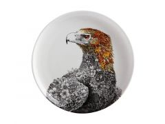 Marini Ferlazzo Birds Plate 20cm Wedge-tailed Eagle