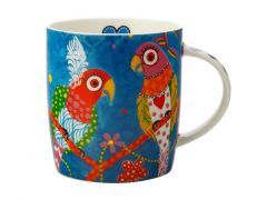 Love Hearts Mug 370ML Rainbow Girls