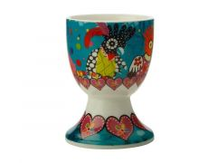 Love Hearts Egg Cup Chatter