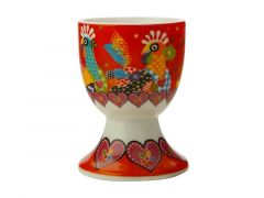 Love Hearts Egg Cup Chicken Dance