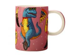 Mulga the Artist Mug 450ML Trex