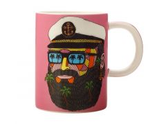 Mulga the Artist Mug 450ML Captain