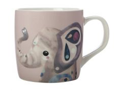Pete Cromer Wildlife Mug 375ML Elephant Gift Boxed