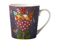 Donna's Garden Mug 350ML Terrific Tulip Tin Gift Boxed