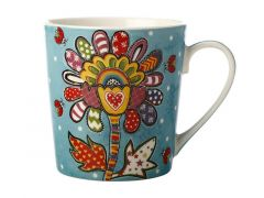 Donna's Garden Mug 350ML Bubbly Blossom Tin Gift Boxed