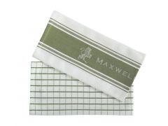 Epicurious Tea Towel 50x70cm Set of 2