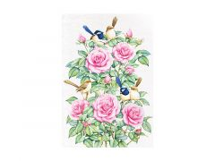 Royal Botanic Gardens Victoria Garden Friends Tea Towel 50x70cm Wren