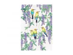 Royal Botanic Gardens Victoria Garden Friends Tea Towel 50x70cm Rainbow Bee-eater