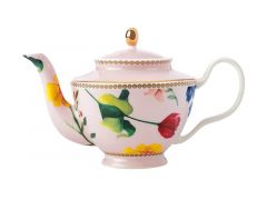 Teas & C's Contessa Teapot with Infuser 500ML Rose