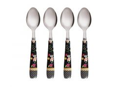 Teas & C's Contessa Teaspoon Set of 4