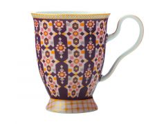 Teas & C's Kasbah Footed Mug 300ML Rose Gift Boxed