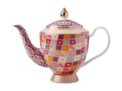 Teas & C's Kasbah Teapot with Infuser 1L Rose Gift Boxed